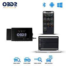 OBD-AUS FORscan OBD2 Scan Tool Bluetooth Full System Fault & Diagnose Scanner