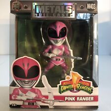Jada Metals Die Cast Mighty Morphin Power Rangers Pink Ranger 2017