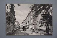 R&L Postcard: Italy San Remo Corso a Mare, Brunner Como
