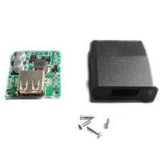 DC 6V-20V 12V 18V to 5V 2A USB Regulator Solar Panel Fold bag Cell phone WL