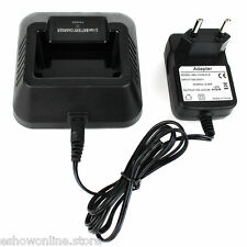 HOT Chargeur de batterie Radio 100v-240v Pour Baofeng BF-UV5R Talkies-walkies