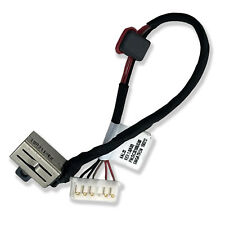 DC Power Jack Cable Harness For Dell Inspiron 5559 5558 KD4T9 Vostro 3558 Laptop