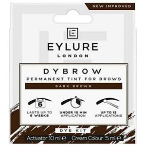 Eylure Dybrow Eyebrow Dye Kit - (Dark Brown)
