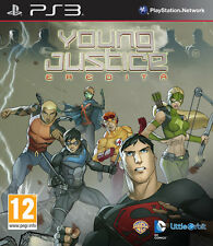 Young Justice Eredita' - Legacy PS3 Playstation 3 IT IMPORT NAMCO