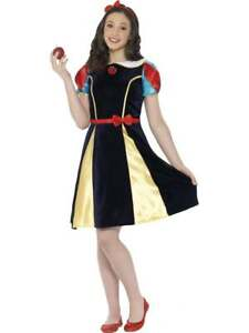 Teenage Snow White Teen Size Fancy Dress Party Costume