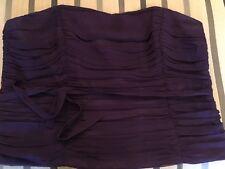 Monsoon purple Top size 20