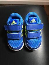 Adidas Original Schuhe sneakers wie neu junge Mädchen Baby blau