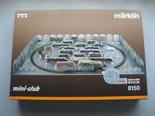 Märklin Mini-Club 8150 Museum Eisenbahn Spur Z Startpackung Tender Lokomotive