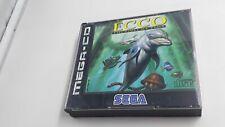 [BOITE VIDE] Sega Megadrive Mega CD Ecco The Tides of Time [BOX ONLY]