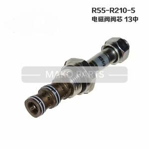 Solenoid Valve Core Fit HYUNDAI  R210-5 R55-5