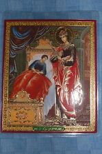 Russian icon Theotokos The Healer 12x10 cm