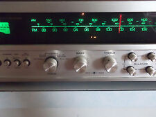 SEARS QUAD RECEIVER 570.741190300 MADE BY ROTEL RX-454 WORKS AS-IS READ
