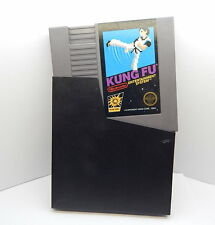 Nintendo NES Kung Fu Game Cartridge Works R13308