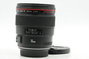 Canon EF 35mm f1.4 L USM Lens #003
