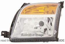 LHD Headlight Ford Fusion Ry 2005 Left Side 1547721