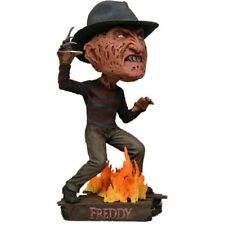 Freddy vs. Jason - Freddy 8 inch Head Knocker / Bobble Head - New