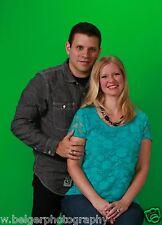 NEW! 9x10' Chromakey Chroma Key Green Screen Muslin Backdrop for Digital Effects