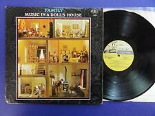 FAMILY  MUSIC IN A DOLLS HOUSE Reprise  68 1st pr Stereo LP