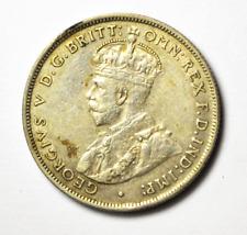 1928 M Australia Florin Two Shillings Silver Coin Rare KM#27 XF