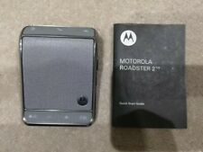 Motorola Roadster 2 TZ710 Bluetooth Car Kit Wireless Hands free Speakerphone