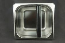 Barista-Style Espresso Coffee Knock Box,Espresso Knock Box — Stainless Steel