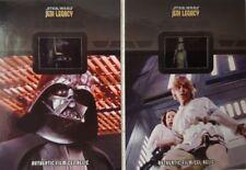 Star Wars JEDI LECACY Film CEL Card x 2 FR- 4 + FR-7 Darth Vader / Luke Skywalke
