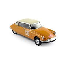 """NOREV 310503 CITROEN ds19 """"Nº 176-Monte Carlo"""" marron 1959 échelle 1:64 nouveau! °"""