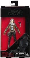 Star Wars Black Series (#22) New Sergeant Jyn Erso Action Figure 6""