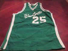 Vintage 80'S Betlin St. Anne Green Basketball Jersey Size L