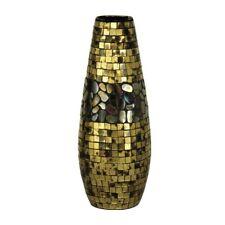Dale Tiffany Gold Grande Vase