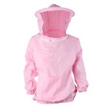 Imkerbekleidung Imkeranzug Bienenschutz Jacket Hat Sleeve Suit Pink