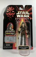 Star Wars Episode 1 Figure- Captain Tarpals with (ELECTROPOLE)