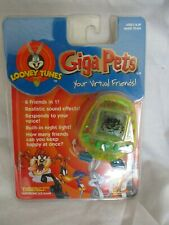 GIGA PETS LOONEY TUNES MINT IN SEALED PACKAGE TIGER ELECTRONICS 1996
