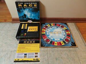 The Amazing Race DVD Board Game by Pressman in 2006