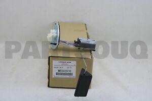 MR342870 Genuine Mitsubishi GAUGE UNIT,FUEL TANK