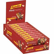 Powerbar Ride Bar Peanut Caramel Bars - Pack of 18 Bars
