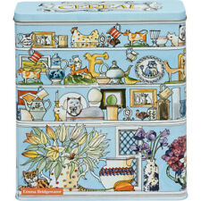 Emma Bridgewater Setting Up Home Cereal Tall Storage Tin