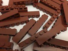 LEGO 3009 - 5 NUOVO marrone scuro 1x6 Mattoncini per ogni ordine
