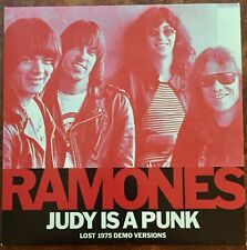 "RAMONES Judy Is Punk PURPLE COLORED 7"" NEW dead boys cbgb punk lp New York dolls"
