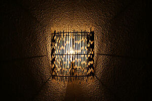Porcupine Quill Wall Shade 40% OFF