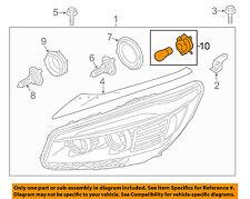 KIA OEM 2016 Sorento-Headlight Headlamp Socket 921663K000