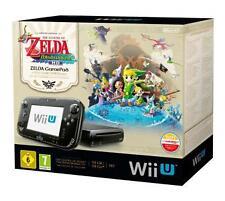Nintendo Wii U Zelda Limited Edition NUOVO!!! ORGINAL IMBALLATO PER COLLEZIONISTI NUOVO!!!