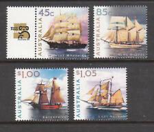 1999 Sailing Ships -  MUH Complete Set