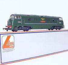 Lima HO OO British Railways WARSHIP Class SHARPSHOOTER DIESEL LOCOMOTIVE MIB`85!