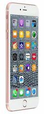 """Apple Iphone 6S Plus 5.5"""" 16GB Ouro Rosé GSM Desbloqueado At&t T-Mobile Smartphone"""