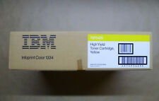 Original IBM Tóner 75P5429 Amarillo Infoprint Color 1334 Alta Capacidad - Ovp