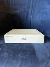 Cisco Firepower 1010 (Fpr-1010) Firewall with Ftd Base License with PoE