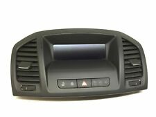 Vauxhall Insignia Screen Display Unit + Vents + Trim - 12844841G