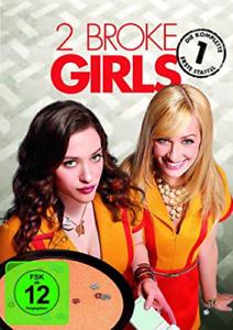 KEINE INFORMATIONEN-2 BROKE GIRLS: STAFFEL 1 - (GERMAN IMPOR (US IMPORT) DVD NEW