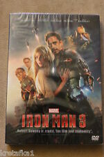 Iron Man 3 - DVD - English Polish subtitles